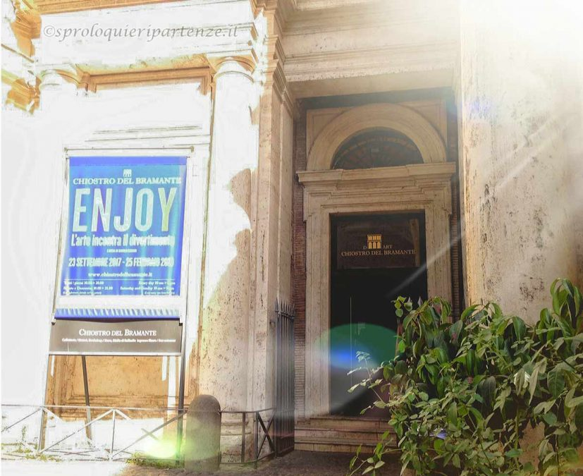 ENJOY | Chiostro del Bramante