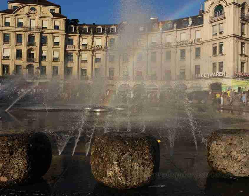 Monaco cosa vedere in tre giorni Karlplatz